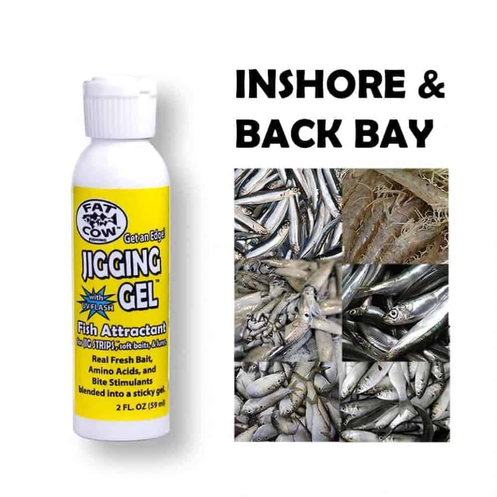 gel fish attractant
