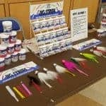 Surfcasters Journal Striper Day and Fat Cow Fishing Jig Strips