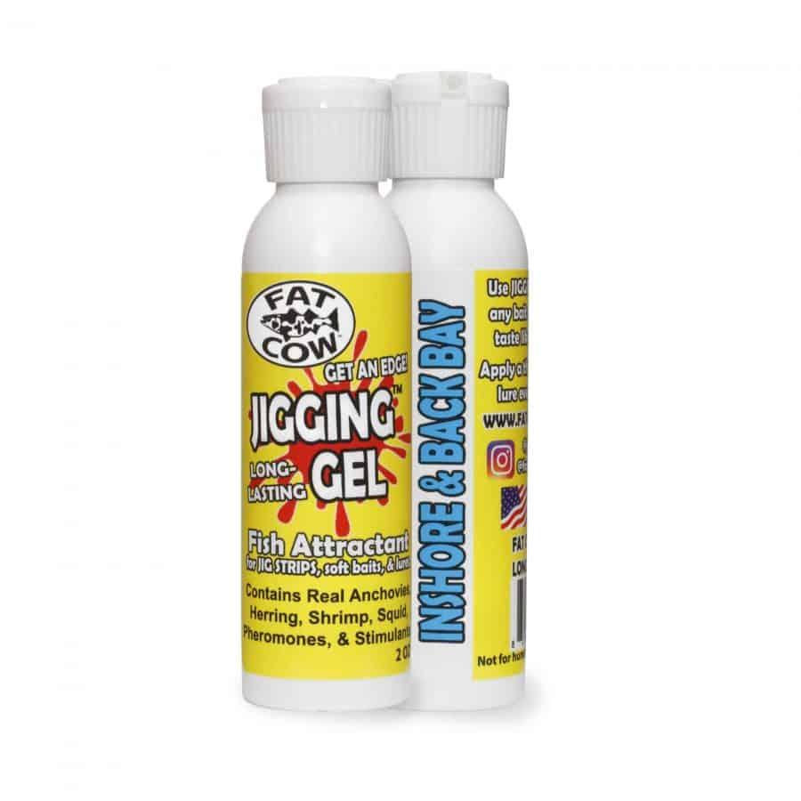 jigging gel fish attractant