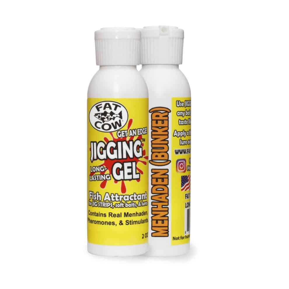 jigging gel bait scent