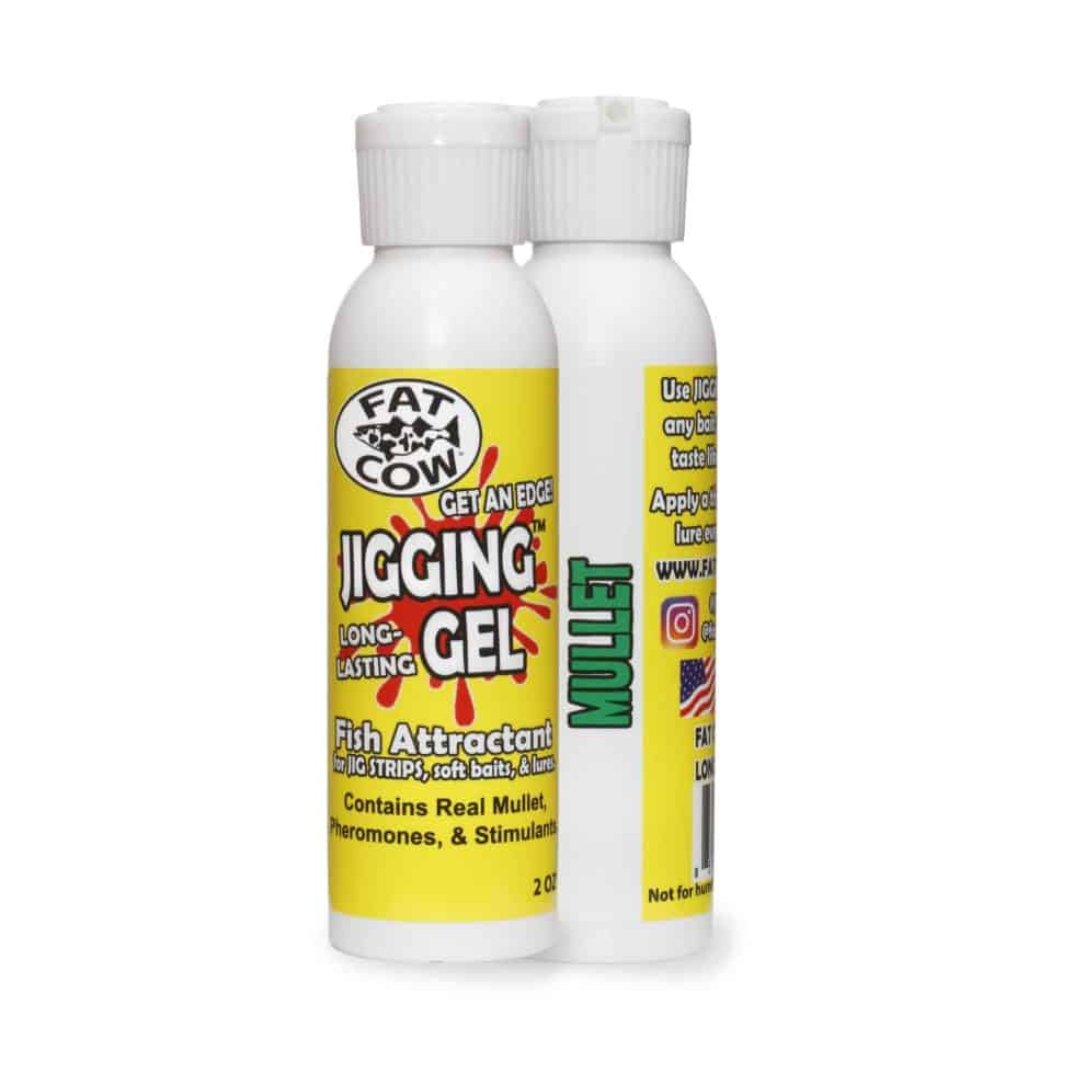 jigging gel fish attractant